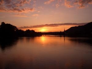 Abensonne - Stein am Rhein